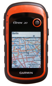 GARMIN etrex 20 with OSM