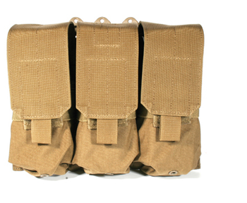 blackhawk M4 mag pouch tan