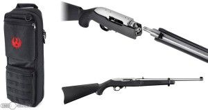 ruger 10/22 takedown rifle