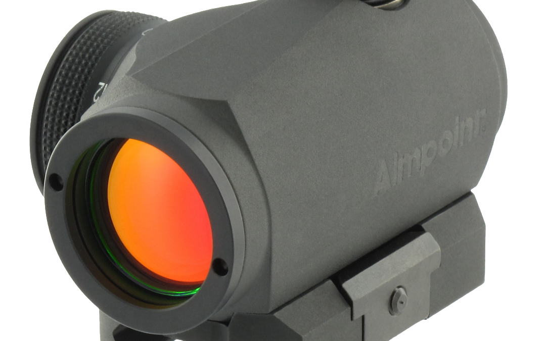 Aimpoint T1 & H1 Micro Red Dot Sights Compared