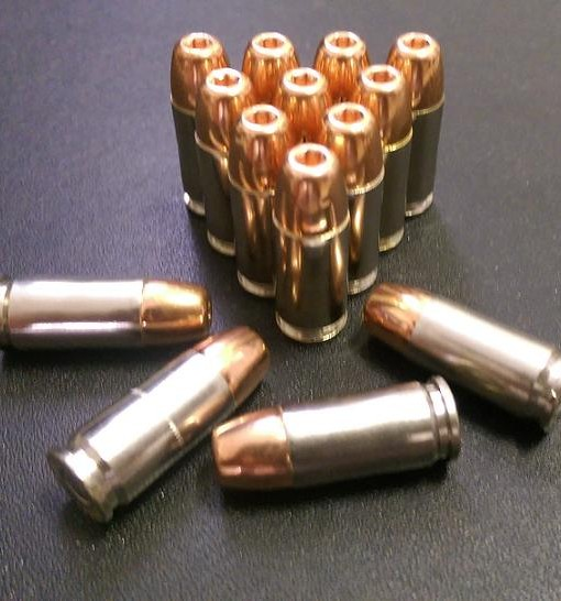 Ammo - 9 - HP - 115g - Nickel